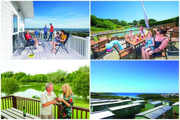 Parkdean holiday resorts in Cornwall
