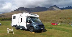 Get out and anjoy the outdoors in your new motorhome