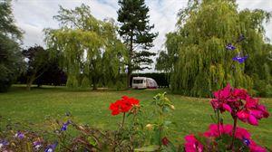Highfield Farm has a pretty touring area