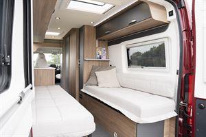 Pilote V630LG SE single beds (Credit: Pilote)
