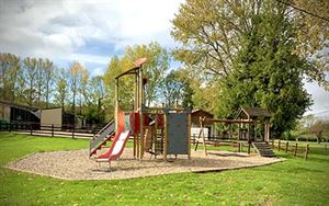 Play area will keep youngsters amused