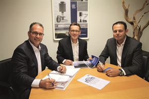 AL-KO has acquired the Dutch levelling system producer, E&P Hydraulics