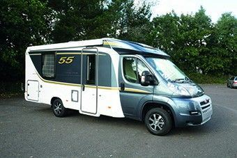 "Burstner Nexxo t 685 ""Fifty-five"" - motorhome review"