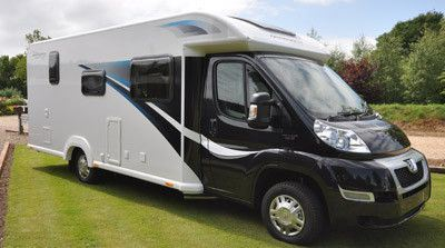Bailey Approach Autograph 740 - motorhome review - Reviews