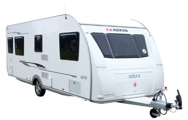 Adria Adora Seine – caravan review
