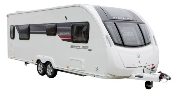 Sterling Eccles SE Wayfarer – caravan review