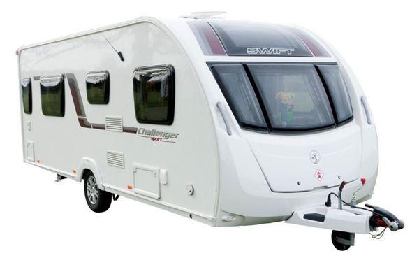 Swift Challenger Sport 564 – caravan review - Reviews - New