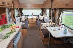 Sprite Quattro FB - caravan review