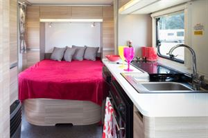 Adria Altea Trent - caravan review