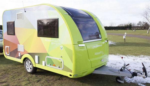 Adria Altea 4four 362 XH Signature - caravan review