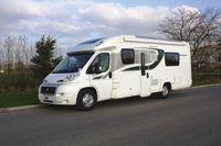 Motorhome review - Bessacarr E572 v Knaus Sky TI 700MEG