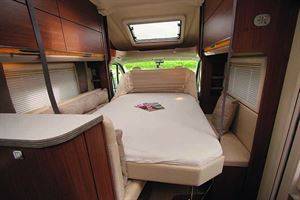 Burstner Ixeo IT 680 G - motorhome review