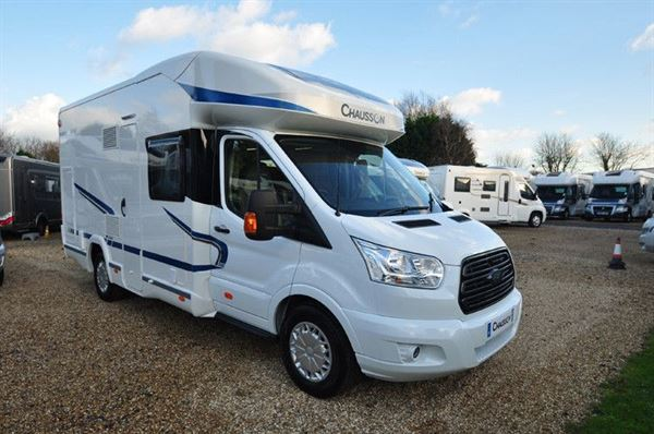 Chausson 616 Flash Motorhome Review Reviews