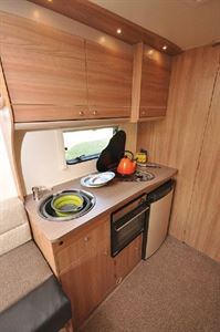 Bailey Approach Advance 635  - motorhome review
