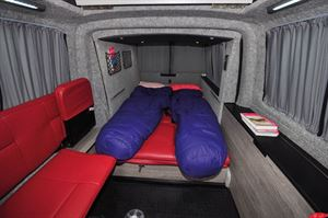 Danbury Doubleback Motorhome Review Reviews