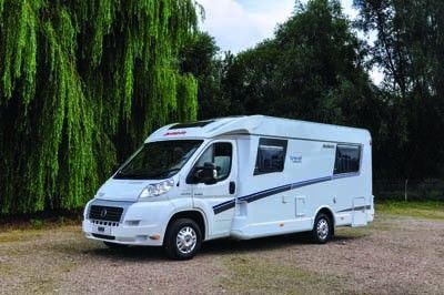 Dethleffs Trend T 6617 - motorhome review