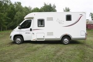 Original Rapido 640  Motorhome Review  Reviews  New Amp Used Motorhome
