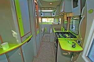 IH N-Class 630 RG - motorhome review