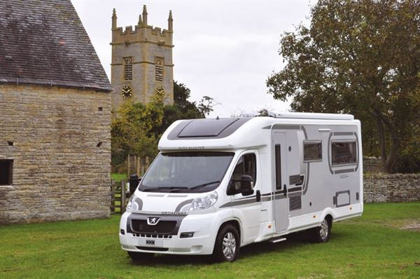 Original Autou2013Sleeper Broadway EL Duo - Motorhome Review - Reviews - Motorhomes U0026 Campervans - Out And ...
