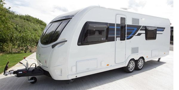 Swift Sterling Continental 530 – caravan review
