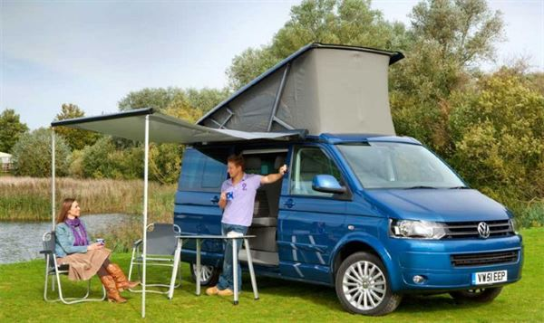 Motorhome Base Vehicles Volkswagen T5 Buyers Guide