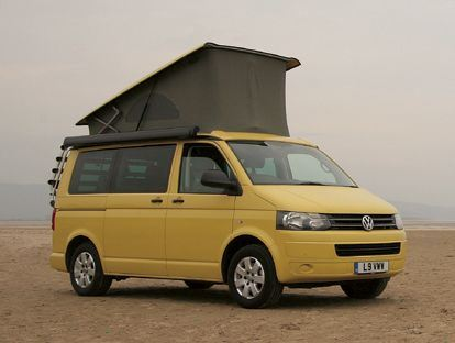 VW California Beach - motorhome review - Reviews
