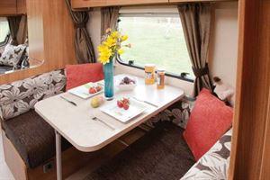 Sprite Major 6 - caravan review