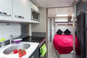 Sterling Continental 630 - caravan review