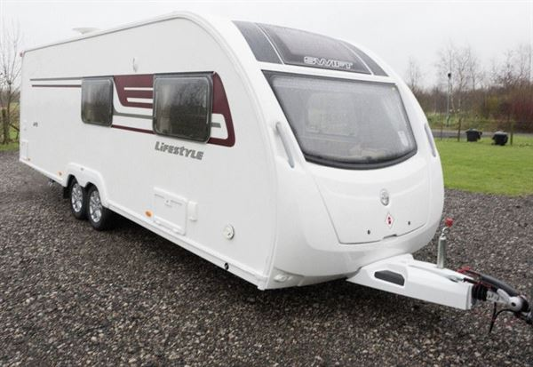 Swift Lifestyle 6 FB - caravan review