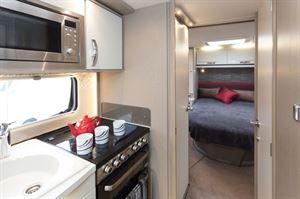 Sterling Eccles SE Sapphire - caravan review