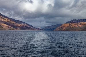 Loch Lomond in Scotland
