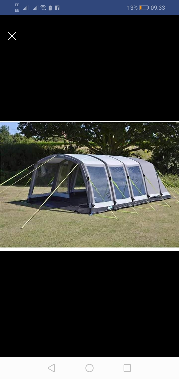 Kampa Hayling 6 Air