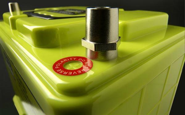 Lithium leisure batteries