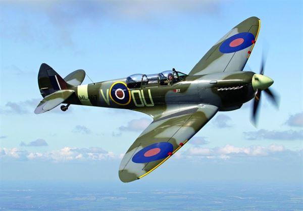 Battle Prom Spitfire