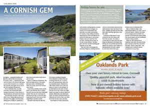 Park & Holiday Home Inspiration Issue 17