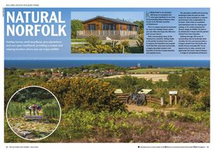 PARK & HOLIDAY HOME INSPIRATION ISSUE 15