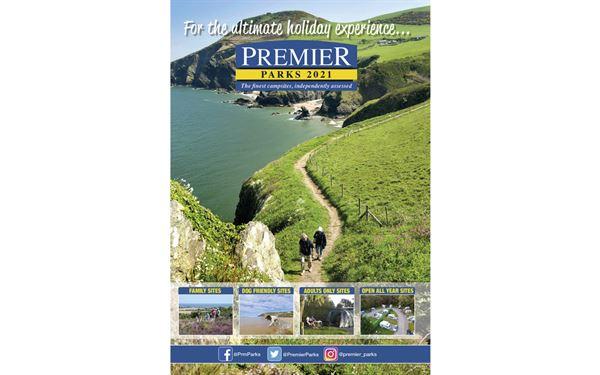 Premier Parks 2021 brochure