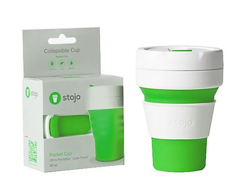 collapsible coffee cup ideal for drinking on the move. Black Bedroom Furniture Sets. Home Design Ideas