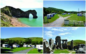 10 of the best campsites in Dorset for caravanning