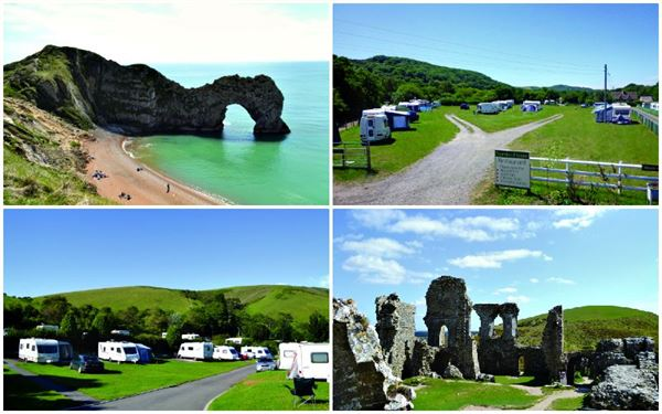 10 of the best campsites in Dorset for caravanning