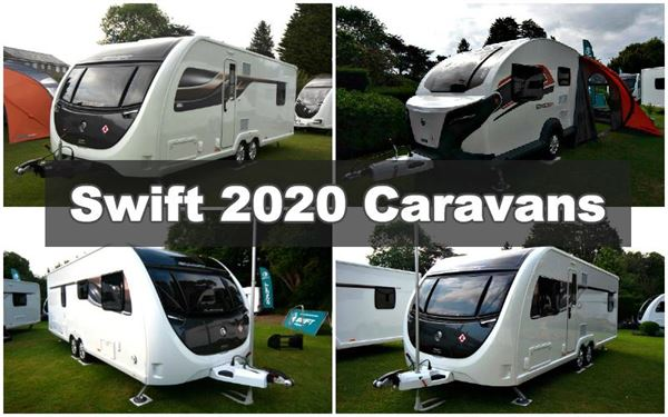 Swift 2020 caravans