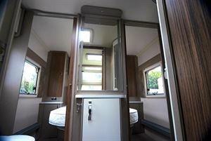 Swift Eccles X bedroom