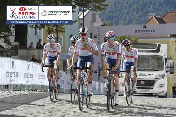 Swift Go have agreed a partnership with British Cycling