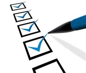 Essential checklist for a caravan holiday