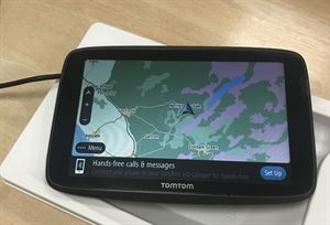 The TomTom Go Camper