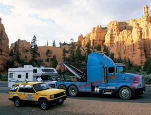 Have you got the right insurance should your motorhome break down abroad?