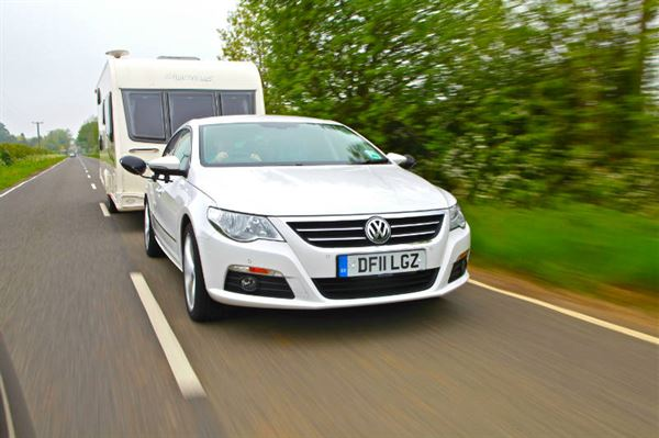 Towing a caravan is not as daunting as you might think