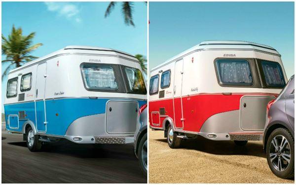 Travelworld stocks Eriba touring caravans