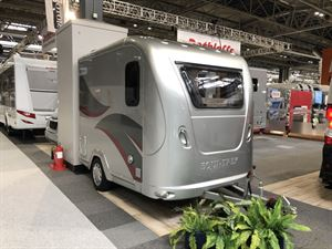 Trek-Away, launched at NEC show