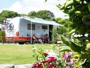 Tretham campsite has been voted England's best site